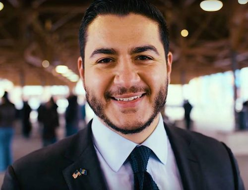 2018 CommUnity Dinner Keynote Speaker: Dr. Abdul El-Sayed
