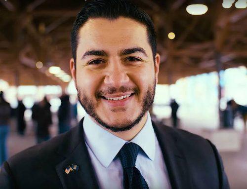 Dr. Abdul El-Sayed: CIOGC 2018 Top Muslim Achiever