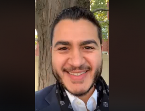 VIDEO: Dr. Abdul El-Sayed invites you to our 2018 CommUnity Dinner
