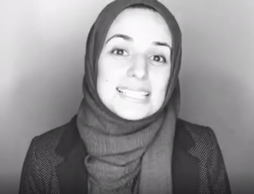 VIDEO: Mariam Sobh invites you to our 2018 CommUnity Dinner