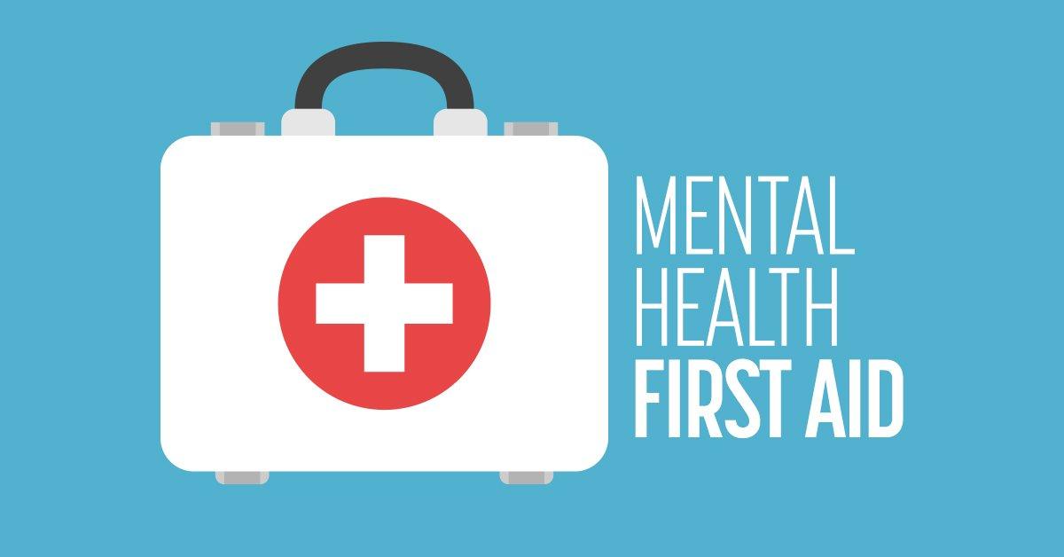 Mental Health First Aid Certification Training On Feb 23 Ciogc