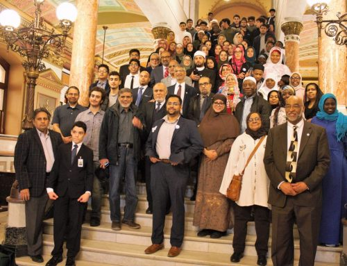 CIOGC makes an impact in Springfield on Illinois Muslim Action Day (IMAD)