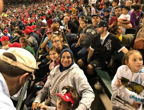 Eid Fest at the Ballpark: Fun for All