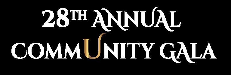 28th Annual Community Gala